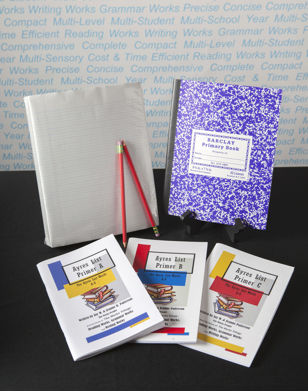 Standard Student Materials Package